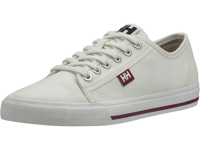Helly Hansen Fjord Canvas V2 Chaussures Femme, off white/beet red/navy